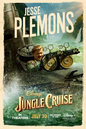 Jungle Cruise 1667x2500