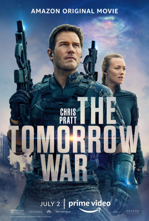 The Tomorrow War 3375x5000