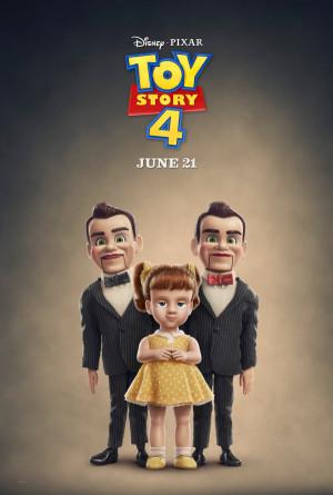 Toy Story 4 2764x4096