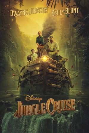 Jungle Cruise 2021x3000
